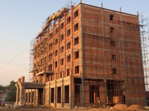 Cambodian Red Cross Building Luxury Hotel in Preah Vihear