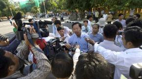 Union Leader in West Seeking Release of JailedActivists