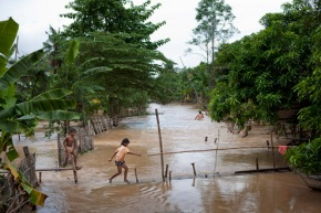 Cambodia At High Risk From Climate Change, UN Report Says