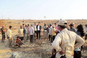 M'kiri Villagers Petition Over IllegalLogging