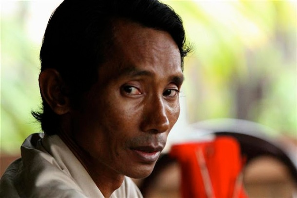 In 2011, after being repeatedly apprehended by military police after escorting the Post to the Central Cardamom Protected Forest in southwestern Cambodia, Chut Wutty asked for his photograph to be taken fearing he could soon be killed.