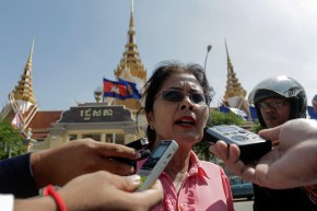 CNRP Expels Kem Sokha AideOver GraftClaim