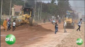 Video: Dust Up Over Cambodian Highway Project