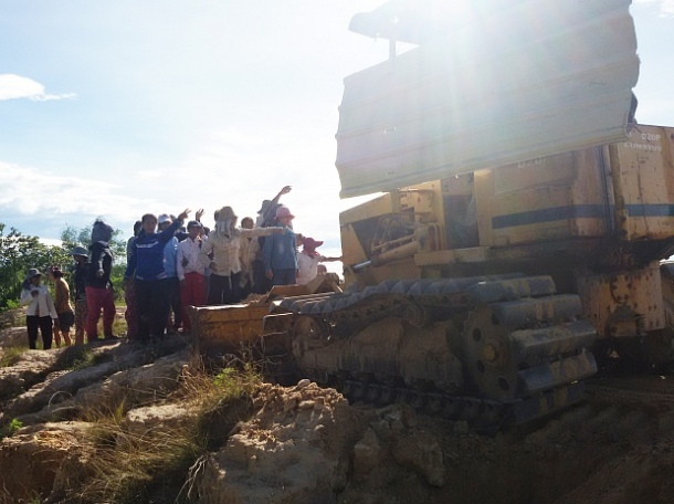 bulldoze