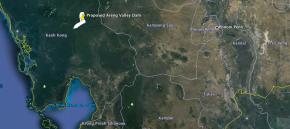 Hun Sen Defends Proposed Areng ValleyDam