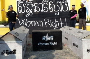 Cambodia Seeks Solution For Women with Children inPrisons
